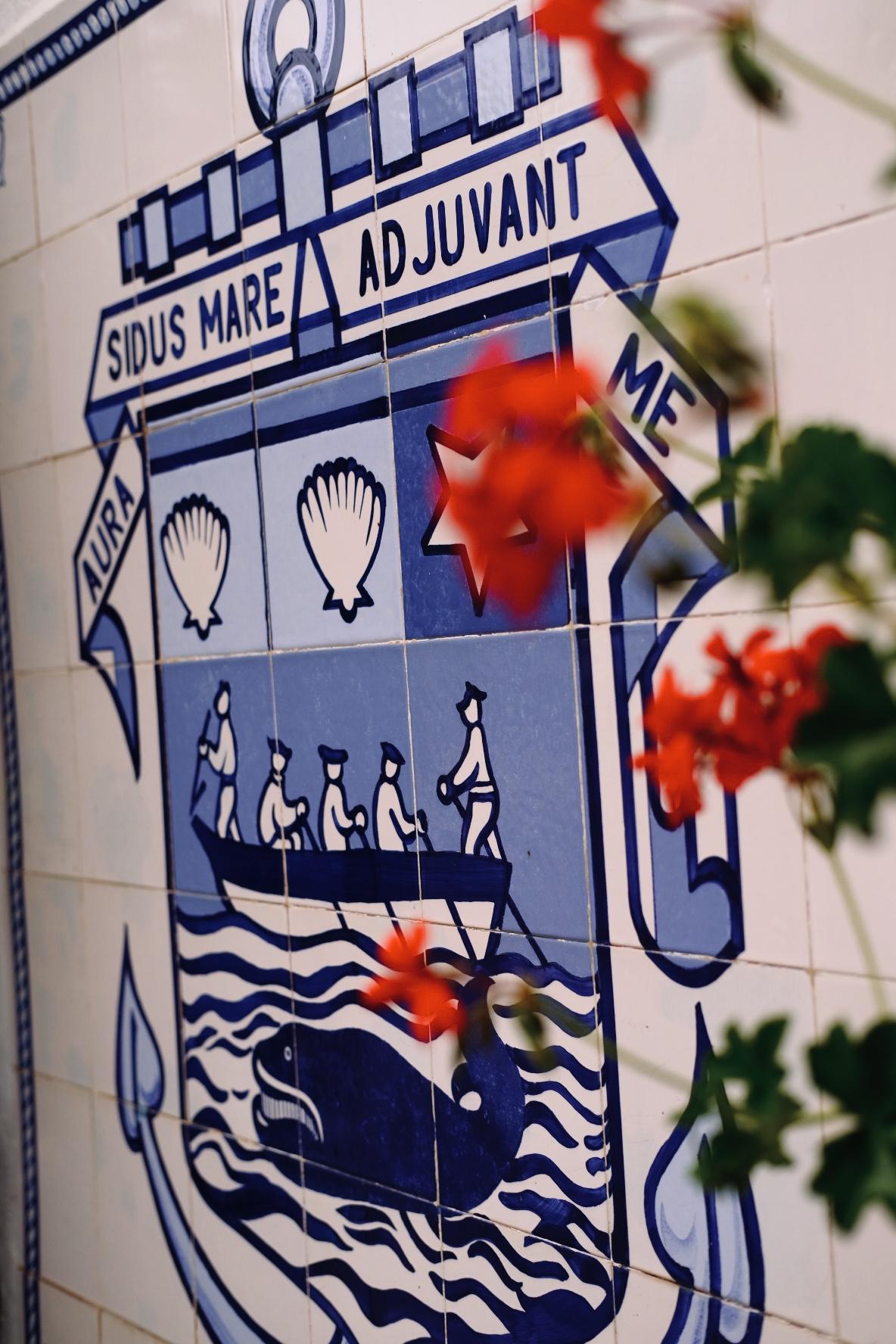 biarritz coat of arms